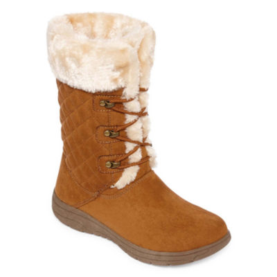 St. John's Bay Cafferty Womens Winter Boots