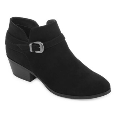 St. John's Bay Womens Larissa Booties