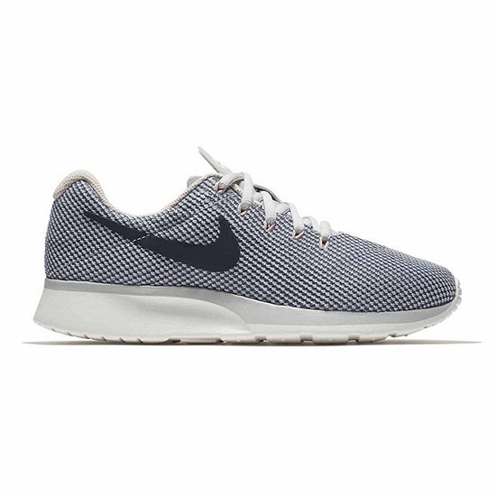 nike tanjun trainers ladies grey
