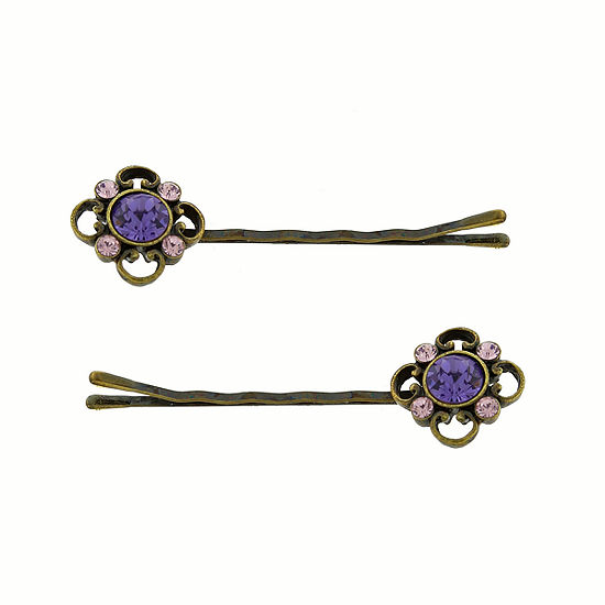 1928 Vintage Inspirations 1 Pair Bobby Pin