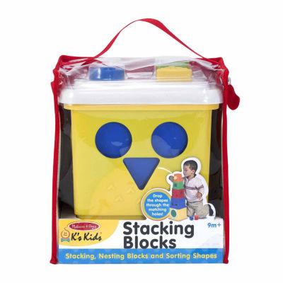 Melissa & Doug® Stacking Blocks
