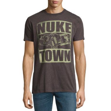 COD Nuke Town Short-Sleeve Graphic T-Shirt