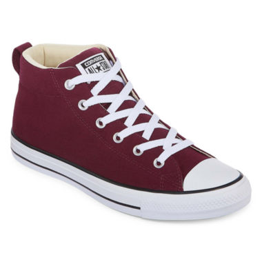 Converse Chuck Taylor All Star Street-Mid Mens Sneakers