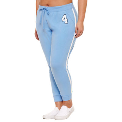 "Flirtitude ""4"" Jogger Pants-Juniors Plus"