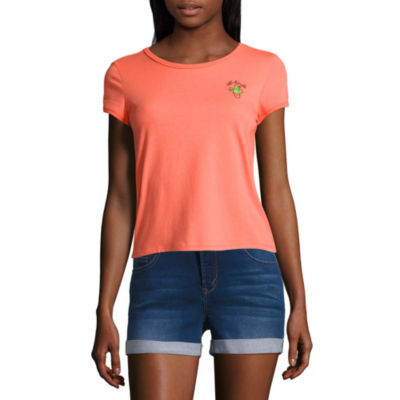 Cactus Graphic T-Shirt- Juniors