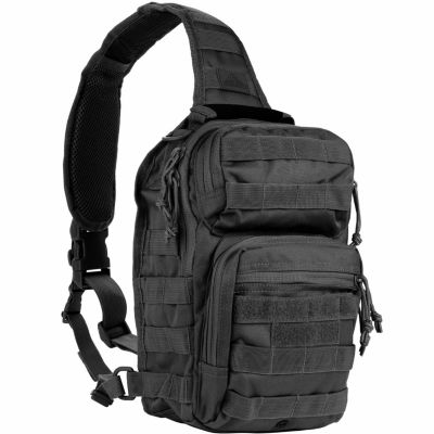 Red Rock Outdoor Gear Rover Sling Pack - Black