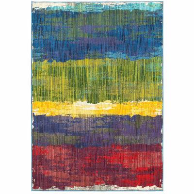 Covington Home Jocelyn Palette Rectangular Rugs