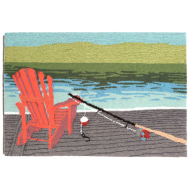 Liora Manne Frontporch Lakeside Hand Tufted Rectangular Rugs