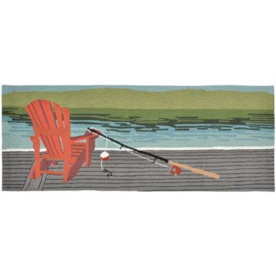 Liora Manne Frontporch Lakeside Hand Tufted Rectangular Runner