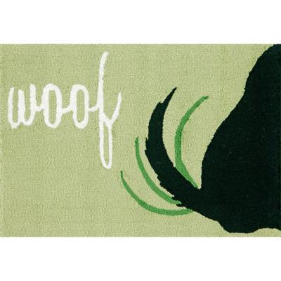 Liora Manne Frontporch Woof Hand Tufted Rectangular Indoor/Outdoor Rugs