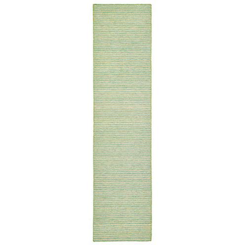 Liora Manne Mojave Pencil Stripe Rectangular Runner