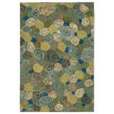 Liora Manne Visions Iii Giant Swirls Rectangular Rugs