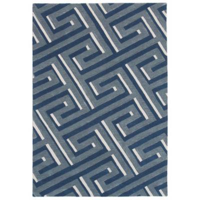 Liora Manne Roma Maze Hand Tufted Rectangular Rugs