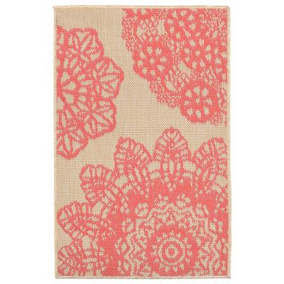 Liora Manne Terrace Crochet Rectangular Rugs