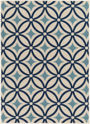 Surya Ionia Rectangular Indoor/Outdoor Accent Rug