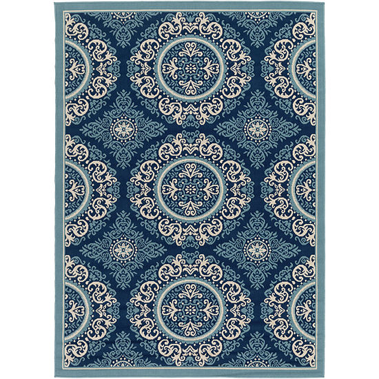 Surya Nouvel Rectangular Indoor/Outdoor Rugs