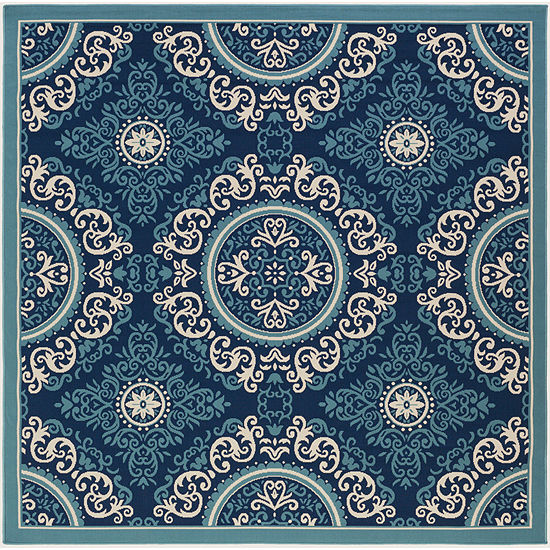 Surya Nouvel Square Indoor/Outdoor Rugs