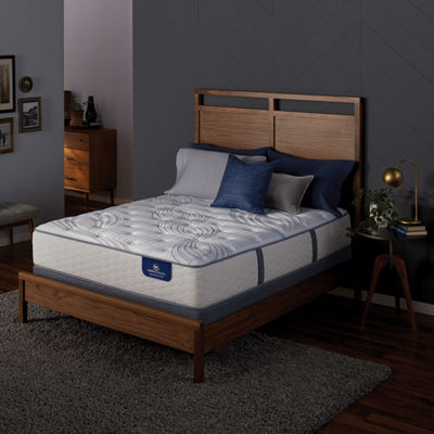 Serta® Perfect Sleeper® Elite Whitepond Luxury Firm - Mattress + Box Spring