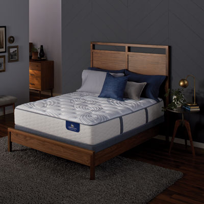 Serta® Perfect Sleeper® Elite Whitepond Plush - Mattress + Box Spring