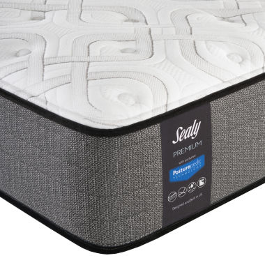 Sealy® Macgruder Plush - Mattress Only