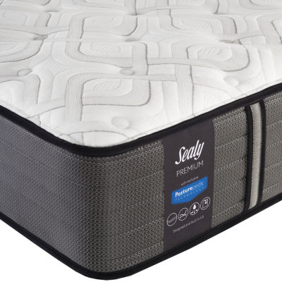 Sealy® Pershing Plush - Mattress Only