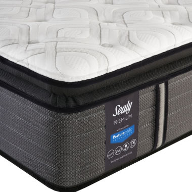 Sealy® Pershing Cushion Firm Pillowtop - Mattress Only
