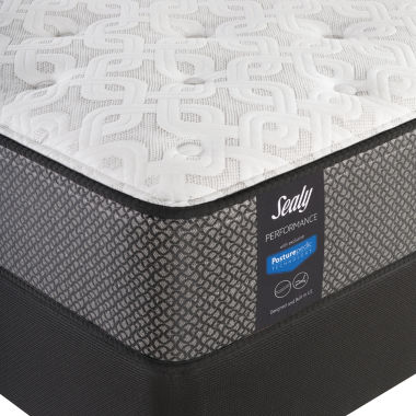 Sealy® Besant Plush - Mattress + Box Spring