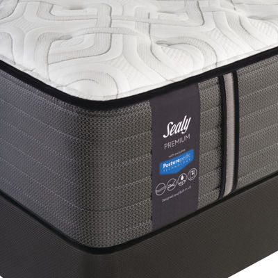 Sealy® Faraday Plush - Mattress + Box Spring