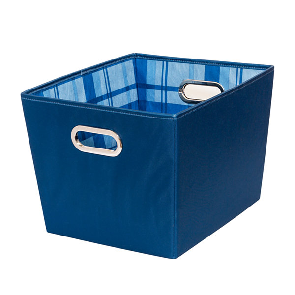 Honey Can Do Medium Storage Bins - Set of 2