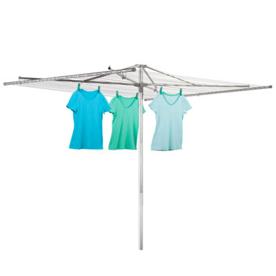Honey-Can-Do Outdoor Parallel Dryer 210Ft