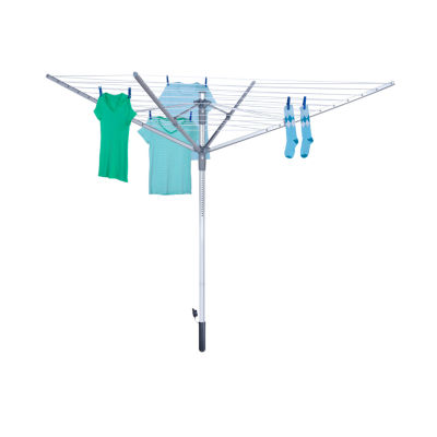 Honey-Can-Do 192Ft Umbrella Outdoor Dryer