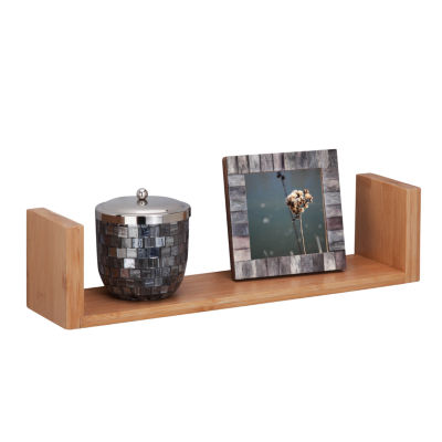 "Honey-Can-Do Wall Ledge Shelf 15.75"""