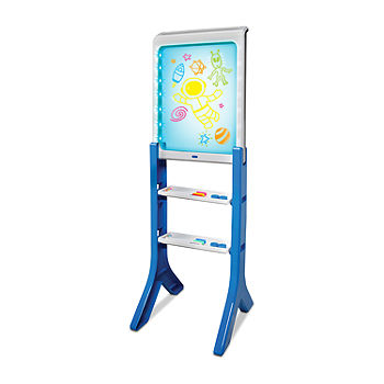 Discovery Kids LED Artist Easel