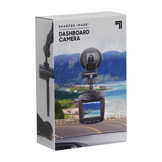 Sharper Image 720P Dashboard Camera Monitor