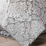 Queen Street Blair 4-pc. Jacquard Heavyweight Comforter Set