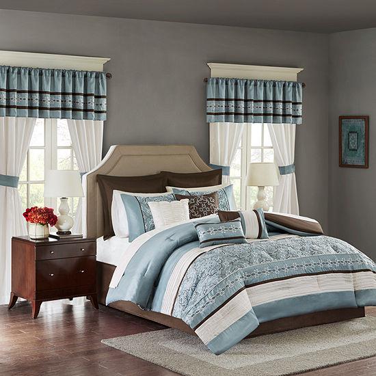 Madison Park Katarina 24pc Comforter Set