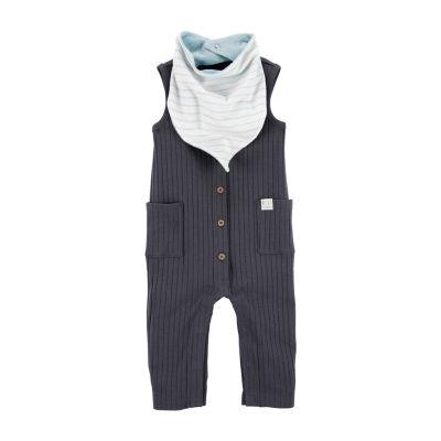 Carter's Baby Boys Sleeveless Jumpsuit