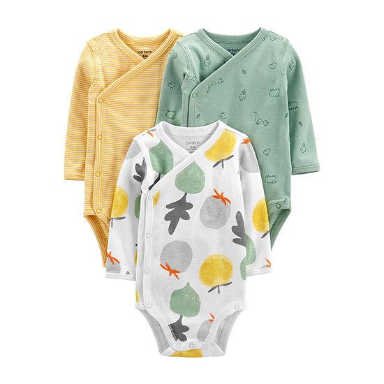 Carter's Baby Unisex 3-pc. Bodysuit