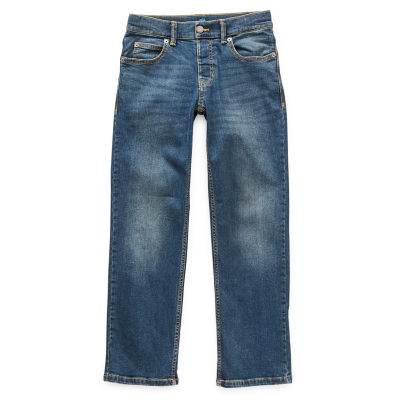 Thereabouts Little & Big Boys Straight Straight Fit Adaptive Jean