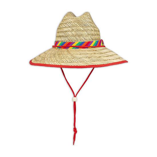 Wembley Unisex Adult Pride Lifeguard Hat