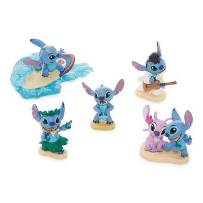 Disney Collection 5-Pc. Stich Figurine Set