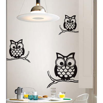 Give a Hoot Small Wall Decals