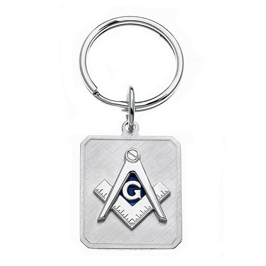 Personalized Masonic Key Ring