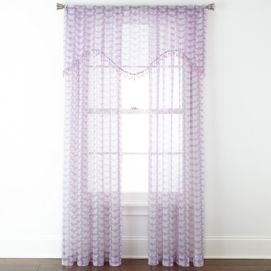 jcpenney.com | Home Expressions™ Kelsie Sheer Window Treatments