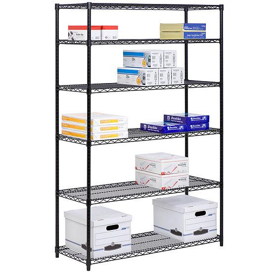 Honey-Can-Do® 6-Tier Shelving Unit