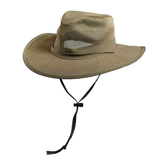 4784e84f133 Dorfman Outdoor Design Supplex Mesh Safari Hat