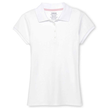 IZOD® Fashion Polo Shirt - Girls 7-18 and Plus