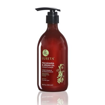 Luseta® Beauty Macadamia & Argan Oil Conditioner - 16.9 oz.