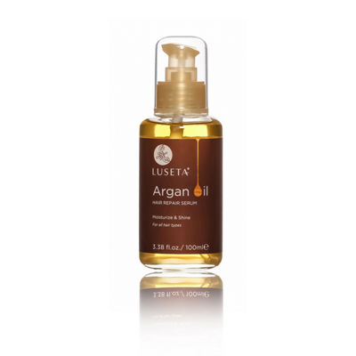Luseta® Beauty Argan Oil Hair Serum - 3.4 oz.