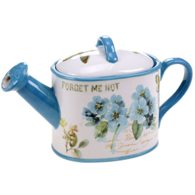 Certified International Greenhouse Watering Can Teapot